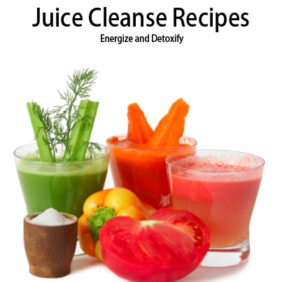 juice cleanse recipes detox